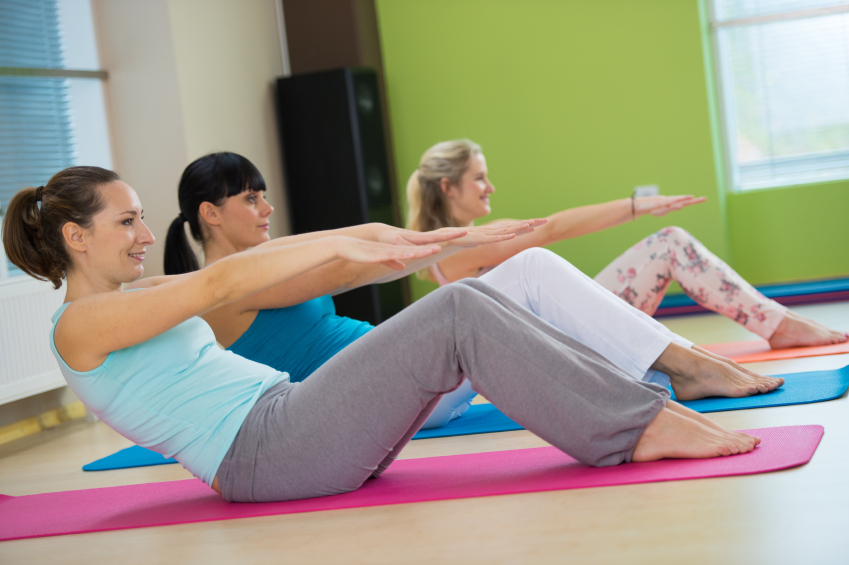 Pilates in Cheshunt